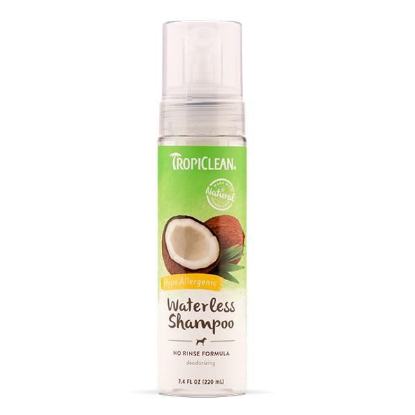 天然椰子油抗敏感免水洗護泡沫