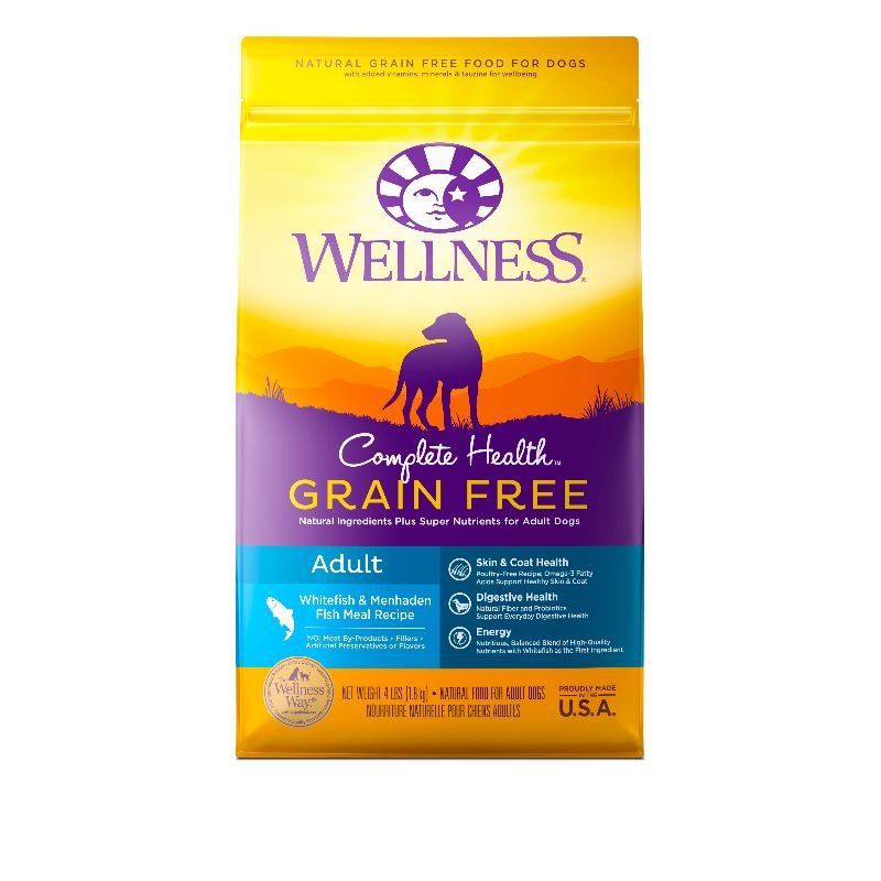 Complete Health 成犬無穀物鮮魚配方