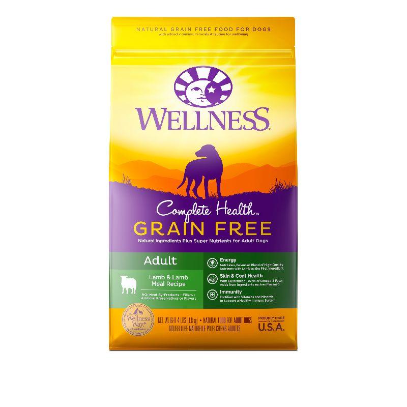 Complete Health 成犬無穀物羊肉配方